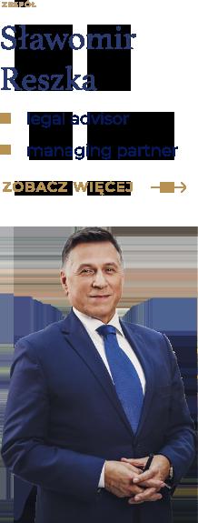 Radca prawny Sławomir Reszka